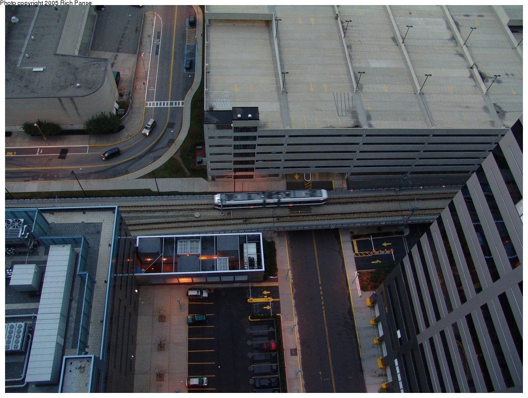 (192k, 1044x788)<br><b>Country:</b> United States<br><b>City:</b> Jersey City, NJ<br><b>System:</b> Hudson Bergen Light Rail<br><b>Location:</b> Pavonia/Newport <br><b>Photo by:</b> Richard Panse<br><b>Date:</b> 11/15/2005<br><b>Viewed (this week/total):</b> 3 / 3147