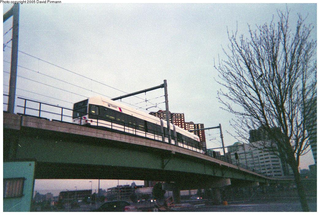 (296k, 1044x701)<br><b>Country:</b> United States<br><b>City:</b> Jersey City, NJ<br><b>System:</b> Hudson Bergen Light Rail<br><b>Location:</b> Pavonia/Newport <br><b>Photo by:</b> David Pirmann<br><b>Date:</b> 2/2004<br><b>Viewed (this week/total):</b> 0 / 2021