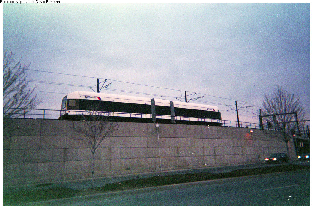 (271k, 1044x697)<br><b>Country:</b> United States<br><b>City:</b> Hoboken, NJ<br><b>System:</b> Hudson Bergen Light Rail<br><b>Location:</b> Between Hoboken Wye and Paterson Ave. <br><b>Photo by:</b> David Pirmann<br><b>Date:</b> 2/2004<br><b>Viewed (this week/total):</b> 0 / 1520