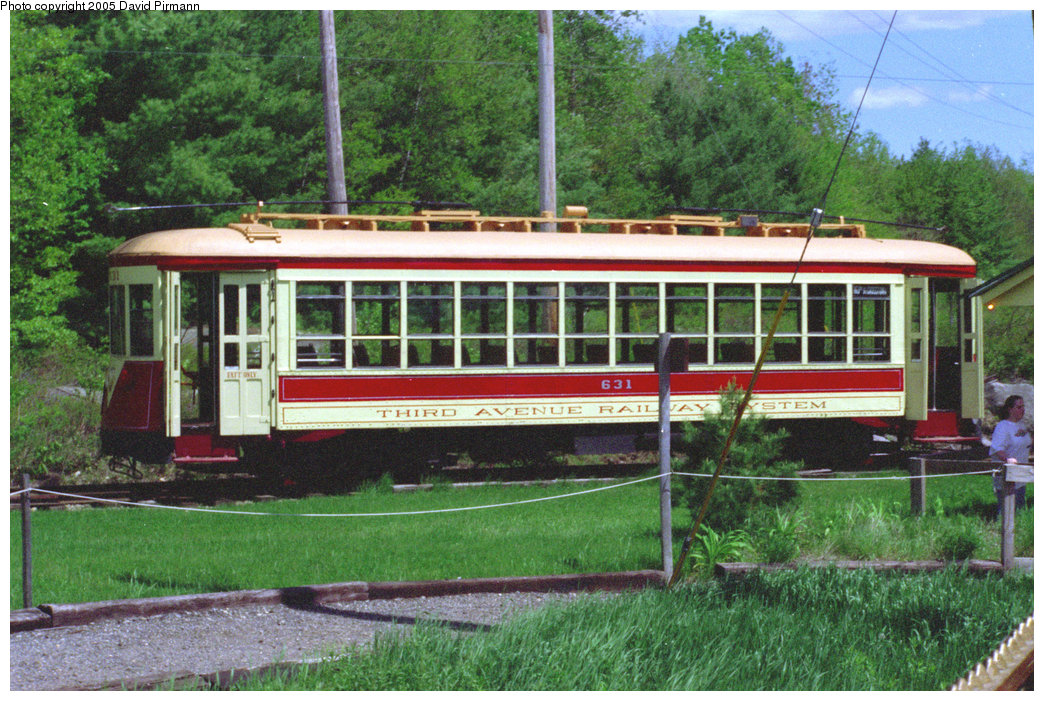 (286k, 1044x701)<br><b>Country:</b> United States<br><b>City:</b> Kennebunk, ME<br><b>System:</b> Seashore Trolley Museum <br><b>Car:</b> TARS 631 <br><b>Photo by:</b> David Pirmann<br><b>Date:</b> 5/25/1996<br><b>Viewed (this week/total):</b> 0 / 967