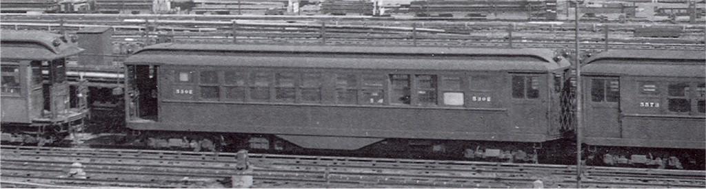 (91k, 1024x275)<br><b>Country:</b> United States<br><b>City:</b> New York<br><b>System:</b> New York City Transit<br><b>Location:</b> East 180th Street Yard<br><b>Car:</b> Low-V 5302 <br><b>Photo by:</b> Ed Watson/Arthur Lonto Collection<br><b>Collection of:</b> Joe Testagrose<br><b>Viewed (this week/total):</b> 3 / 2330
