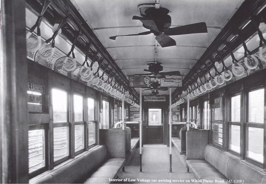 (230k, 1024x709)<br><b>Country:</b> United States<br><b>City:</b> New York<br><b>System:</b> New York City Transit<br><b>Car:</b> Low-V Interior <br><b>Photo by:</b> Ed Watson/Arthur Lonto Collection<br><b>Collection of:</b> Joe Testagrose<br><b>Viewed (this week/total):</b> 0 / 1840