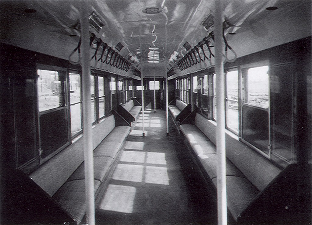 (191k, 1024x739)<br><b>Country:</b> United States<br><b>City:</b> New York<br><b>System:</b> New York City Transit<br><b>Car:</b> Low-V Worlds Fair Interior <br><b>Collection of:</b> Joe Testagrose<br><b>Viewed (this week/total):</b> 1 / 1870
