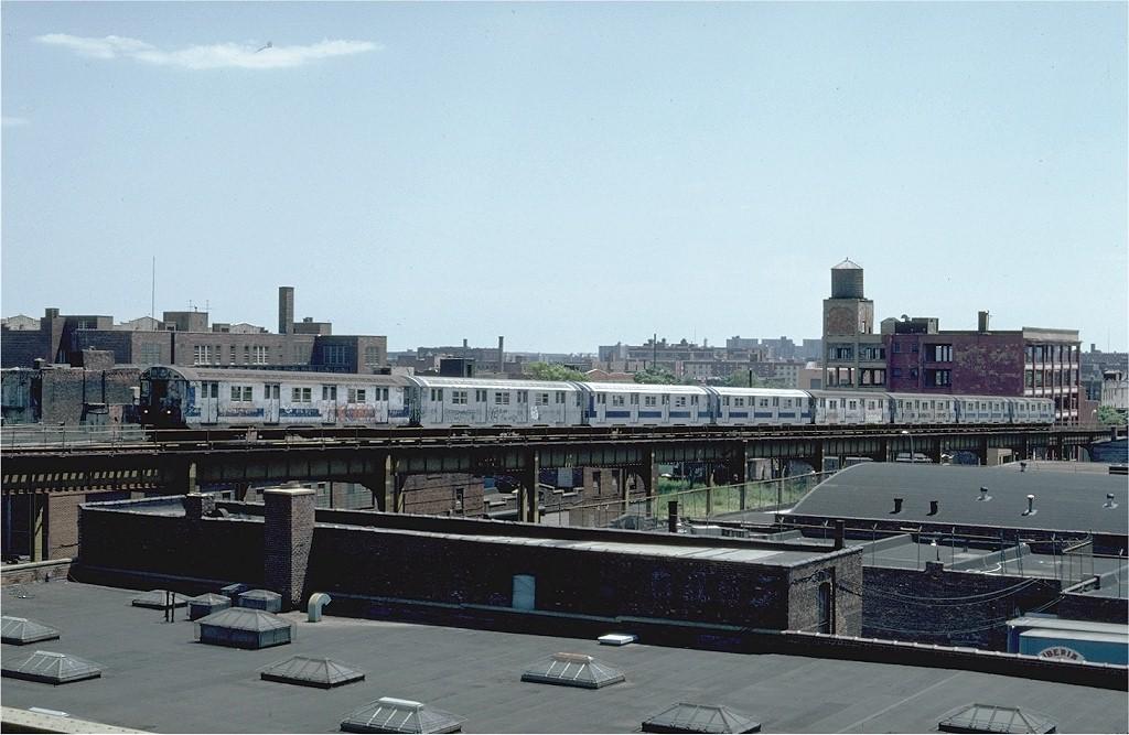 (177k, 1024x667)<br><b>Country:</b> United States<br><b>City:</b> New York<br><b>System:</b> New York City Transit<br><b>Line:</b> BMT Canarsie Line<br><b>Location:</b> Atlantic Avenue <br><b>Route:</b> LL<br><b>Car:</b> R-30 (St. Louis, 1961) 8567 <br><b>Photo by:</b> Steve Zabel<br><b>Collection of:</b> Joe Testagrose<br><b>Date:</b> 7/16/1981<br><b>Viewed (this week/total):</b> 0 / 4565