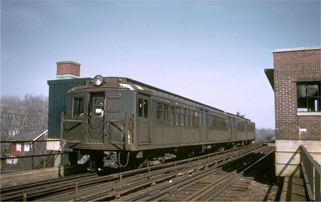(172k, 1024x644)<br><b>Country:</b> United States<br><b>City:</b> New York<br><b>System:</b> New York City Transit<br><b>Line:</b> SIRT<br><b>Location:</b> Eltingville <br><b>Car:</b> SIRT ME-1 (Motor) 346 <br><b>Photo by:</b> Joe Testagrose<br><b>Date:</b> 3/2/1973<br><b>Viewed (this week/total):</b> 6 / 3765