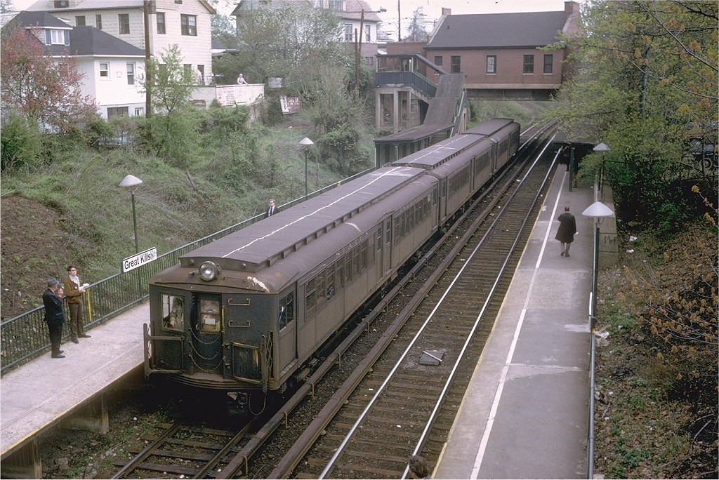(292k, 1024x684)<br><b>Country:</b> United States<br><b>City:</b> New York<br><b>System:</b> New York City Transit<br><b>Line:</b> SIRT<br><b>Location:</b> Great Kills <br><b>Route:</b> Fan Trip<br><b>Car:</b> SIRT ME-1 (Motor) 346 <br><b>Photo by:</b> Joe Testagrose<br><b>Date:</b> 4/28/1973<br><b>Viewed (this week/total):</b> 1 / 3654