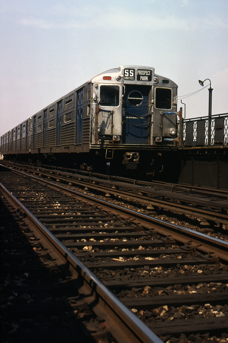 (410k, 683x1025)<br><b>Country:</b> United States<br><b>City:</b> New York<br><b>System:</b> New York City Transit<br><b>Line:</b> BMT Franklin<br><b>Location:</b> Dean Street <br><b>Car:</b> R-11 (Budd, 1949)  <br><b>Collection of:</b> David Pirmann<br><b>Viewed (this week/total):</b> 1 / 3913