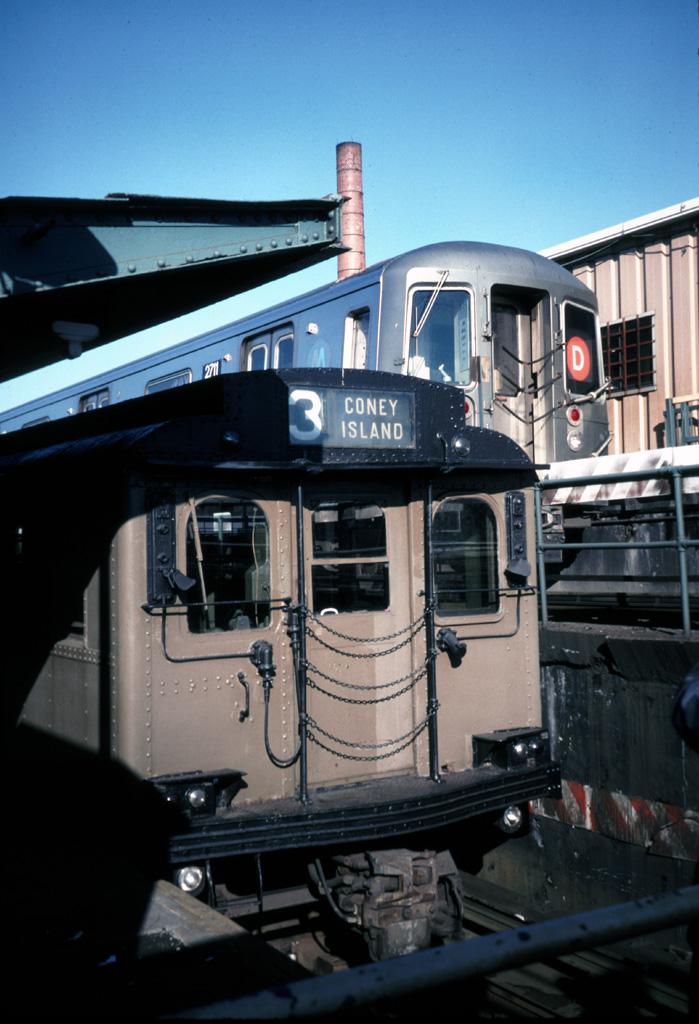 (218k, 699x1024)<br><b>Country:</b> United States<br><b>City:</b> New York<br><b>System:</b> New York City Transit<br><b>Location:</b> Coney Island/Stillwell Avenue<br><b>Route:</b> Fan Trip<br><b>Car:</b> BMT D-Type Triplex  <br><b>Photo by:</b> Chris Leverett<br><b>Date:</b> 12/8/1996<br><b>Viewed (this week/total):</b> 2 / 3612