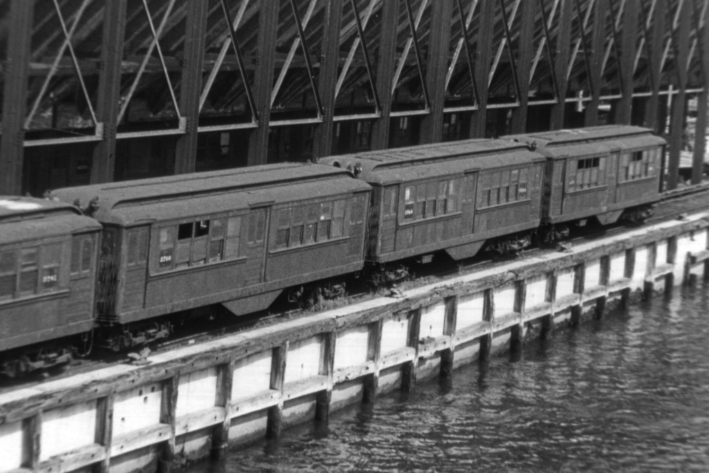 (222k, 1024x683)<br><b>Country:</b> United States<br><b>City:</b> New York<br><b>System:</b> New York City Transit<br><b>Location:</b> Lenox/148th St. Yard<br><b>Car:</b> Hi-V 3700 <br><b>Collection of:</b> David Pirmann<br><b>Viewed (this week/total):</b> 1 / 3319