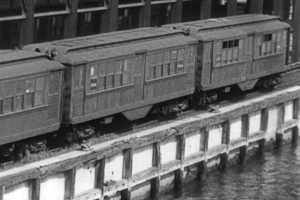 (192k, 1024x683)<br><b>Country:</b> United States<br><b>City:</b> New York<br><b>System:</b> New York City Transit<br><b>Location:</b> Lenox/148th St. Yard<br><b>Car:</b> Hi-V 3744 <br><b>Collection of:</b> David Pirmann<br><b>Viewed (this week/total):</b> 0 / 2810