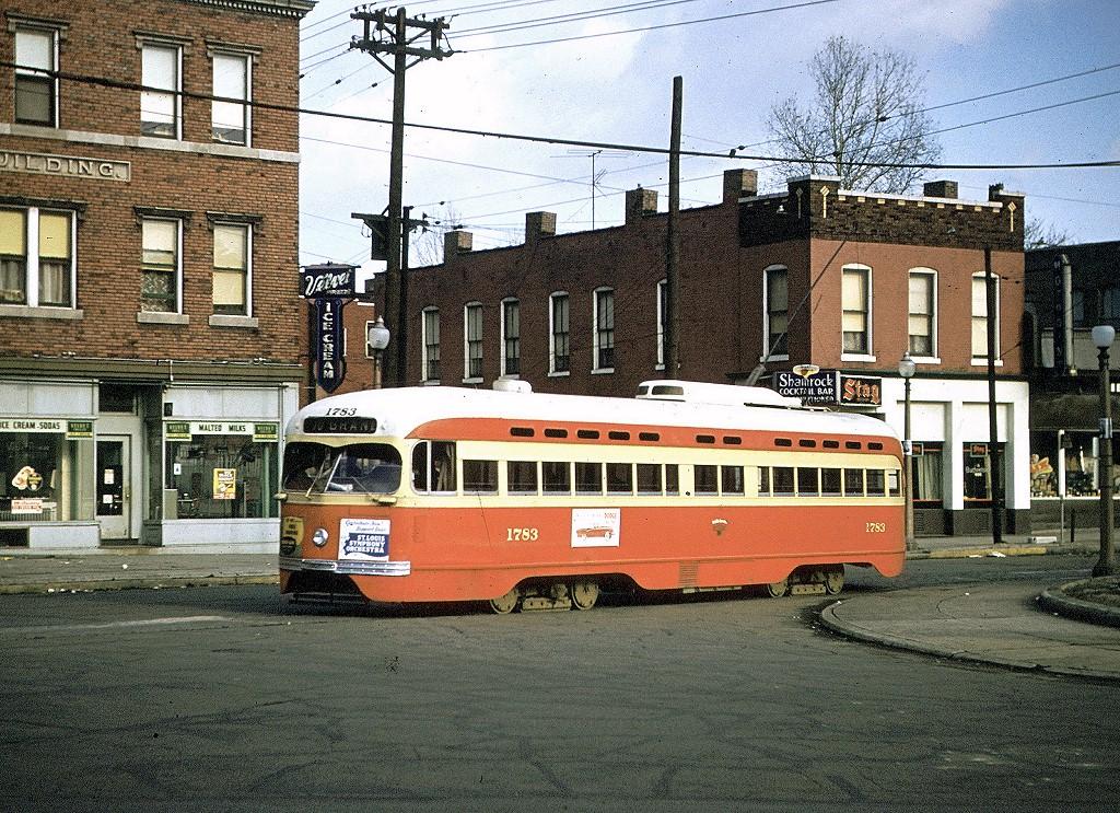 (347k, 1024x743)<br><b>Country:</b> United States<br><b>City:</b> St. Louis, MO<br><b>System:</b> St. Louis Public Service<br><b>Car:</b> PCC 1783 <br><b>Collection of:</b> Mac Owen/Joe Testagrose<br><b>Date:</b> 12/1955<br><b>Viewed (this week/total):</b> 0 / 1738