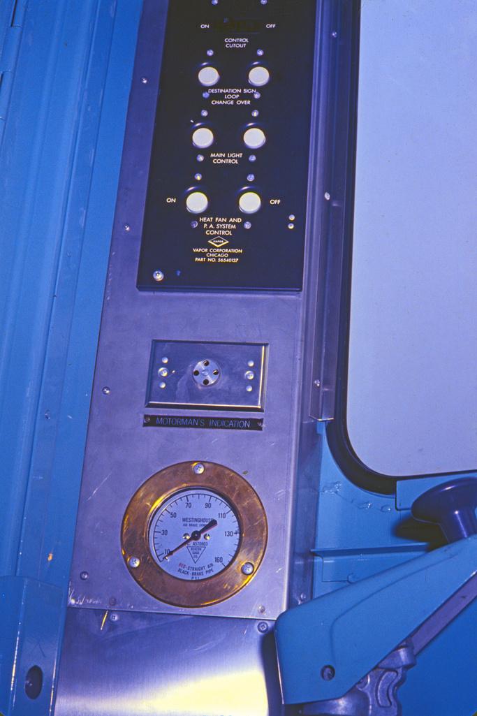 (381k, 683x1025)<br><b>Country:</b> United States<br><b>City:</b> New York<br><b>System:</b> New York City Transit<br><b>Car:</b> R-38 (St. Louis, 1966-1967)   <br><b>Collection of:</b> David Pirmann<br><b>Notes:</b> Motorman's controls.<br><b>Viewed (this week/total):</b> 4 / 2455