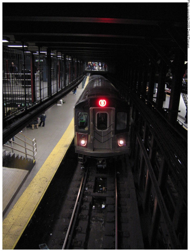 (163k, 788x1044)<br><b>Country:</b> United States<br><b>City:</b> New York<br><b>System:</b> New York City Transit<br><b>Line:</b> IRT East Side Line<br><b>Location:</b> 14th Street/Union Square <br><b>Route:</b> 5<br><b>Car:</b> R-142 or R-142A (Number Unknown)  <br><b>Photo by:</b> David Pirmann<br><b>Date:</b> 12/30/2005<br><b>Viewed (this week/total):</b> 2 / 5019