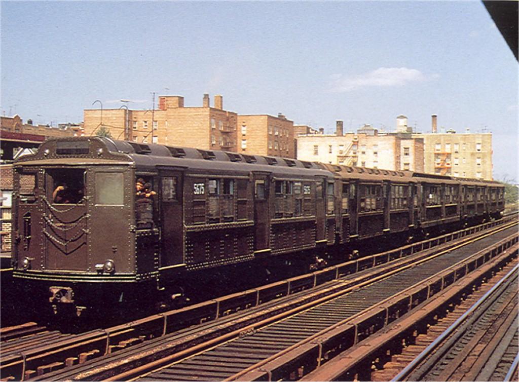 (226k, 1024x754)<br><b>Country:</b> United States<br><b>City:</b> New York<br><b>System:</b> New York City Transit<br><b>Line:</b> 3rd Avenue El<br><b>Location:</b> 204th Street <br><b>Route:</b> 8<br><b>Car:</b> Low-V Worlds Fair 5675 <br><b>Collection of:</b> Joe Testagrose<br><b>Viewed (this week/total):</b> 1 / 2715