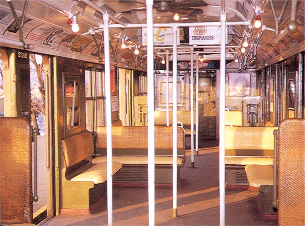 (244k, 1024x759)<br><b>Country:</b> United States<br><b>City:</b> New York<br><b>System:</b> New York City Transit<br><b>Line:</b> BMT Myrtle Avenue Line<br><b>Location:</b> Metropolitan Avenue <br><b>Route:</b> M<br><b>Car:</b> BMT A/B-Type Standard 2392 <br><b>Photo by:</b> Doug Grotjahn<br><b>Collection of:</b> Joe Testagrose<br><b>Date:</b> 1965<br><b>Viewed (this week/total):</b> 3 / 3009