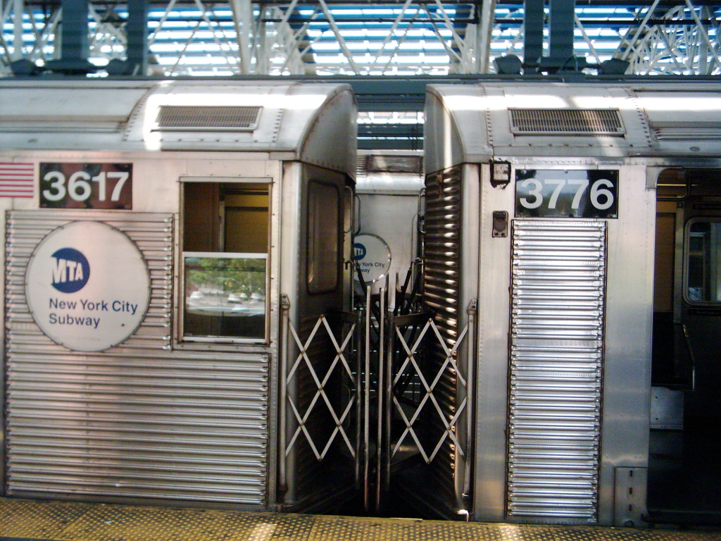 (290k, 1024x768)<br><b>Country:</b> United States<br><b>City:</b> New York<br><b>System:</b> New York City Transit<br><b>Location:</b> Coney Island/Stillwell Avenue<br><b>Route:</b> N<br><b>Car:</b> R-32 (Budd, 1964)  3776 <br><b>Photo by:</b> Michael Hodurski<br><b>Date:</b> 8/2005<br><b>Notes:</b> Note mismated with 3617.<br><b>Viewed (this week/total):</b> 1 / 3001