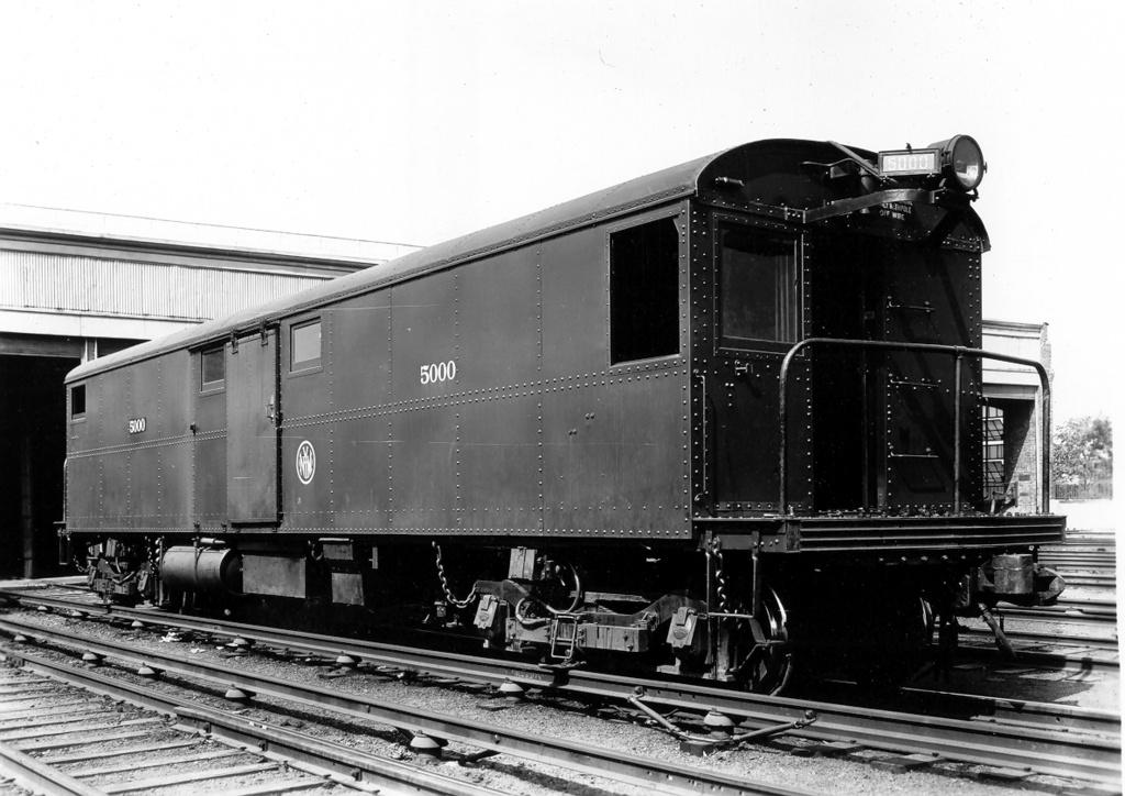 (240k, 1024x724)<br><b>Country:</b> United States<br><b>City:</b> New York<br><b>System:</b> New York City Transit<br><b>Location:</b> 36th Street Yard<br><b>Car:</b> Tool Welding Car (ACF, 1918)  5000 <br><b>Photo by:</b> Ed Watson/Arthur Lonto Collection<br><b>Collection of:</b> Frank Pfuhler<br><b>Date:</b> 1930<br><b>Viewed (this week/total):</b> 1 / 1982