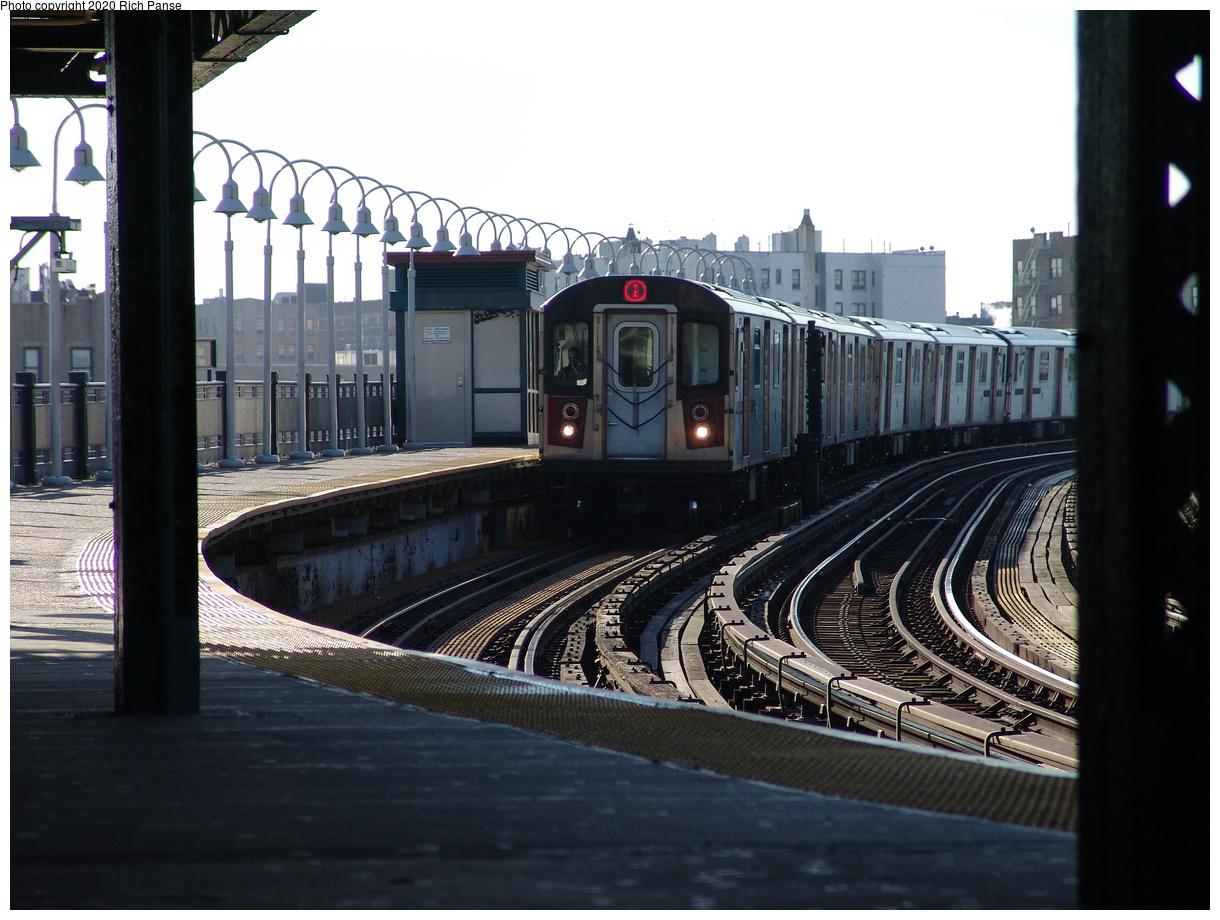 (217k, 1044x788)<br><b>Country:</b> United States<br><b>City:</b> New York<br><b>System:</b> New York City Transit<br><b>Line:</b> IRT White Plains Road Line<br><b>Location:</b> West Farms Sq./East Tremont Ave./177th St. <br><b>Route:</b> 2<br><b>Car:</b> R-142 or R-142A (Number Unknown)  <br><b>Photo by:</b> Richard Panse<br><b>Date:</b> 1/24/2006<br><b>Viewed (this week/total):</b> 2 / 3670