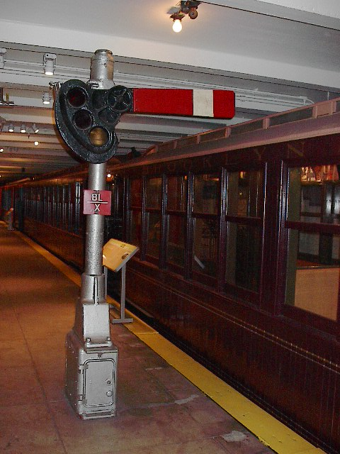 (94k, 480x640)<br><b>Country:</b> United States<br><b>City:</b> New York<br><b>System:</b> New York City Transit<br><b>Location:</b> New York Transit Museum<br><b>Car:</b> BMT Elevated Gate Car 1407 <br><b>Photo by:</b> Bruce Fedow<br><b>Date:</b> 12/28/2005<br><b>Viewed (this week/total):</b> 0 / 2614