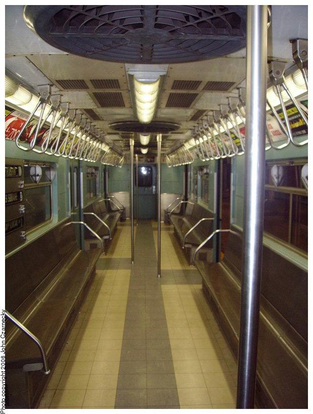 (125k, 620x820)<br><b>Country:</b> United States<br><b>City:</b> New York<br><b>System:</b> New York City Transit<br><b>Location:</b> New York Transit Museum<br><b>Car:</b> R-33 World's Fair (St. Louis, 1963-64) 9306 <br><b>Photo by:</b> John Czarnecky<br><b>Date:</b> 2/28/2006<br><b>Viewed (this week/total):</b> 1 / 2923