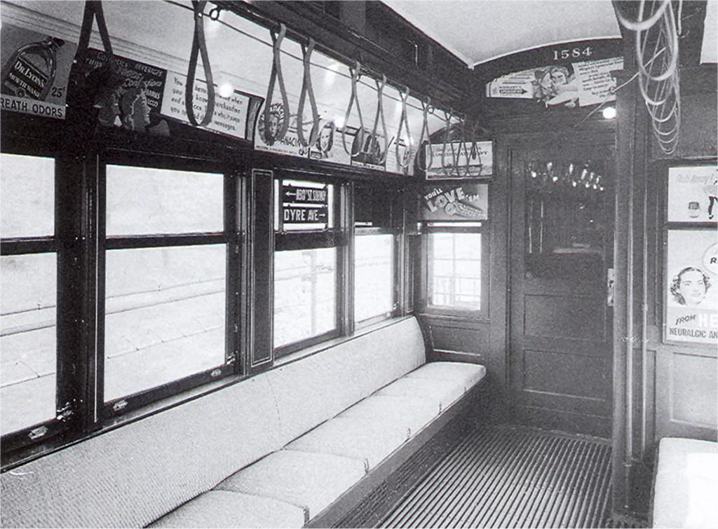 (217k, 1024x755)<br><b>Country:</b> United States<br><b>City:</b> New York<br><b>System:</b> New York City Transit<br><b>Car:</b> Manhattan El 1584 <br><b>Collection of:</b> Joe Testagrose<br><b>Date:</b> 5/15/1941<br><b>Viewed (this week/total):</b> 4 / 2707