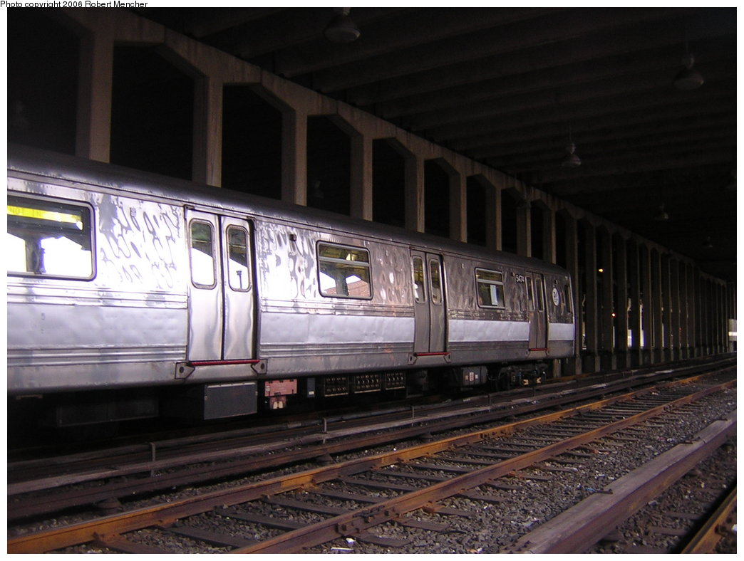 (184k, 1044x788)<br><b>Country:</b> United States<br><b>City:</b> New York<br><b>System:</b> New York City Transit<br><b>Location:</b> Pitkin Yard/Shops<br><b>Car:</b> R-44 (St. Louis, 1971-73) 5474 <br><b>Photo by:</b> Robert Mencher<br><b>Date:</b> 3/25/2006<br><b>Viewed (this week/total):</b> 1 / 3616