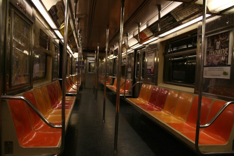 (85k, 800x533)<br><b>Country:</b> United States<br><b>City:</b> New York<br><b>System:</b> New York City Transit<br><b>Car:</b> R-62A (Bombardier, 1984-1987)  2295 <br><b>Photo by:</b> Neil Feldman<br><b>Date:</b> 3/24/2006<br><b>Viewed (this week/total):</b> 0 / 2654