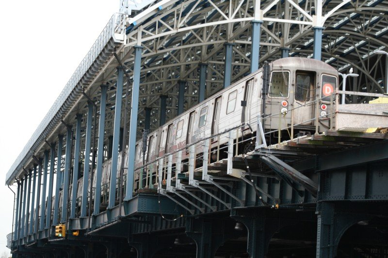 (109k, 800x533)<br><b>Country:</b> United States<br><b>City:</b> New York<br><b>System:</b> New York City Transit<br><b>Location:</b> Coney Island/Stillwell Avenue<br><b>Route:</b> D<br><b>Car:</b> R-68 (Westinghouse-Amrail, 1986-1988)  2508 <br><b>Photo by:</b> Neil Feldman<br><b>Date:</b> 3/24/2006<br><b>Viewed (this week/total):</b> 0 / 3567