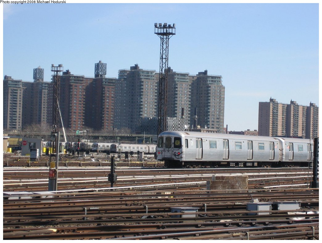 (181k, 1044x788)<br><b>Country:</b> United States<br><b>City:</b> New York<br><b>System:</b> New York City Transit<br><b>Location:</b> Coney Island Yard<br><b>Car:</b> R-46 (Pullman-Standard, 1974-75) 5930 <br><b>Photo by:</b> Michael Hodurski<br><b>Date:</b> 3/10/2006<br><b>Viewed (this week/total):</b> 0 / 3829