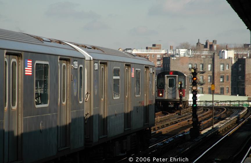 (155k, 864x562)<br><b>Country:</b> United States<br><b>City:</b> New York<br><b>System:</b> New York City Transit<br><b>Line:</b> IRT Woodlawn Line<br><b>Location:</b> Bedford Park Boulevard <br><b>Car:</b> R-142 (Option Order, Bombardier, 2002-2003)  1200 <br><b>Photo by:</b> Peter Ehrlich<br><b>Date:</b> 1/24/2006<br><b>Viewed (this week/total):</b> 0 / 4024