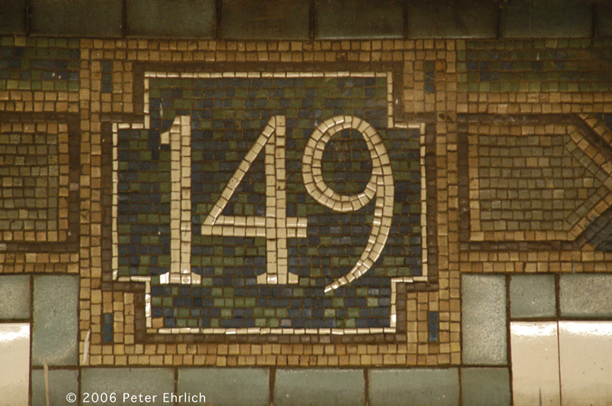 (223k, 864x574)<br><b>Country:</b> United States<br><b>City:</b> New York<br><b>System:</b> New York City Transit<br><b>Line:</b> IRT Woodlawn Line<br><b>Location:</b> 149th Street/Grand Concourse <br><b>Photo by:</b> Peter Ehrlich<br><b>Date:</b> 1/24/2006<br><b>Viewed (this week/total):</b> 0 / 1794