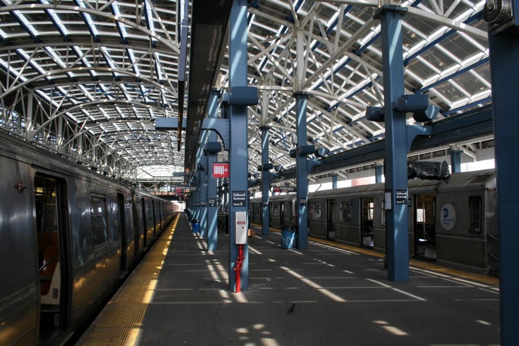 (230k, 1024x682)<br><b>Country:</b> United States<br><b>City:</b> New York<br><b>System:</b> New York City Transit<br><b>Location:</b> Coney Island/Stillwell Avenue<br><b>Photo by:</b> Todd Glickman<br><b>Date:</b> 4/16/2006<br><b>Viewed (this week/total):</b> 0 / 1752
