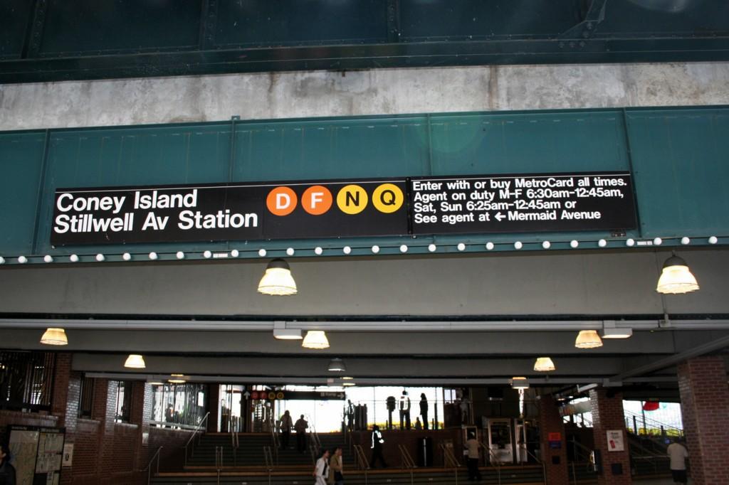 (169k, 1024x682)<br><b>Country:</b> United States<br><b>City:</b> New York<br><b>System:</b> New York City Transit<br><b>Location:</b> Coney Island/Stillwell Avenue<br><b>Photo by:</b> Todd Glickman<br><b>Date:</b> 4/16/2006<br><b>Viewed (this week/total):</b> 0 / 2276