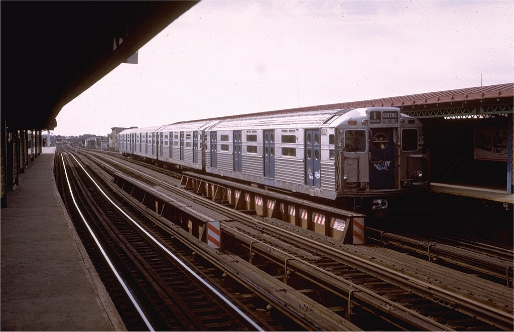 (175k, 1024x662)<br><b>Country:</b> United States<br><b>City:</b> New York<br><b>System:</b> New York City Transit<br><b>Line:</b> BMT West End Line<br><b>Location:</b> 55th Street <br><b>Route:</b> Fan Trip<br><b>Car:</b> R-11 (Budd, 1949) 8012 <br><b>Photo by:</b> Steve Zabel<br><b>Collection of:</b> Joe Testagrose<br><b>Date:</b> 10/21/1972<br><b>Viewed (this week/total):</b> 1 / 2290