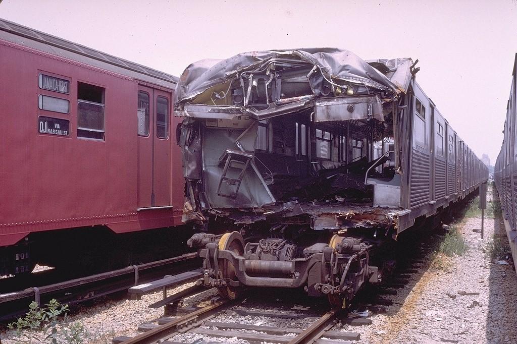 (252k, 1024x682)<br><b>Country:</b> United States<br><b>City:</b> New York<br><b>System:</b> New York City Transit<br><b>Location:</b> Coney Island Yard<br><b>Car:</b> R-38 (St. Louis, 1966-1967)  3991 <br><b>Photo by:</b> Steve Zabel<br><b>Collection of:</b> Joe Testagrose<br><b>Date:</b> 6/28/1972<br><b>Viewed (this week/total):</b> 3 / 22632
