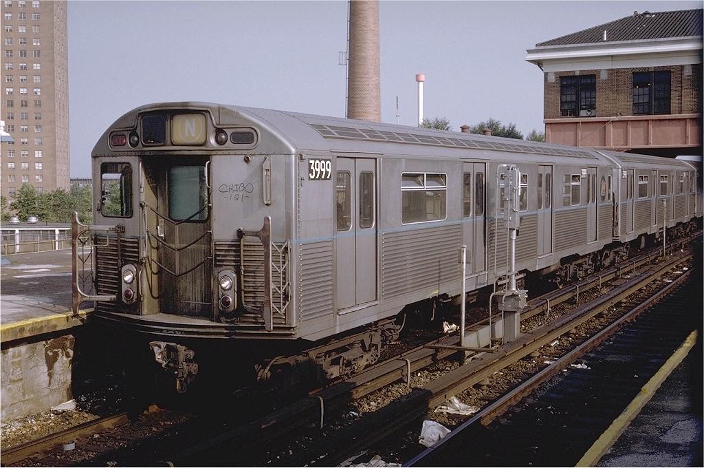 (243k, 1024x680)<br><b>Country:</b> United States<br><b>City:</b> New York<br><b>System:</b> New York City Transit<br><b>Location:</b> Coney Island/Stillwell Avenue<br><b>Route:</b> N<br><b>Car:</b> R-38 (St. Louis, 1966-1967)  3999 <br><b>Photo by:</b> Steve Zabel<br><b>Collection of:</b> Joe Testagrose<br><b>Date:</b> 7/1/1972<br><b>Viewed (this week/total):</b> 4 / 3687