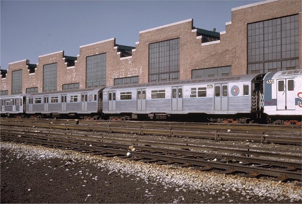 (300k, 1024x692)<br><b>Country:</b> United States<br><b>City:</b> New York<br><b>System:</b> New York City Transit<br><b>Location:</b> Jamaica Yard/Shops<br><b>Car:</b> R-38 (St. Louis, 1966-1967)  4042 <br><b>Photo by:</b> Steve Zabel<br><b>Collection of:</b> Joe Testagrose<br><b>Date:</b> 4/16/1973<br><b>Viewed (this week/total):</b> 0 / 5048