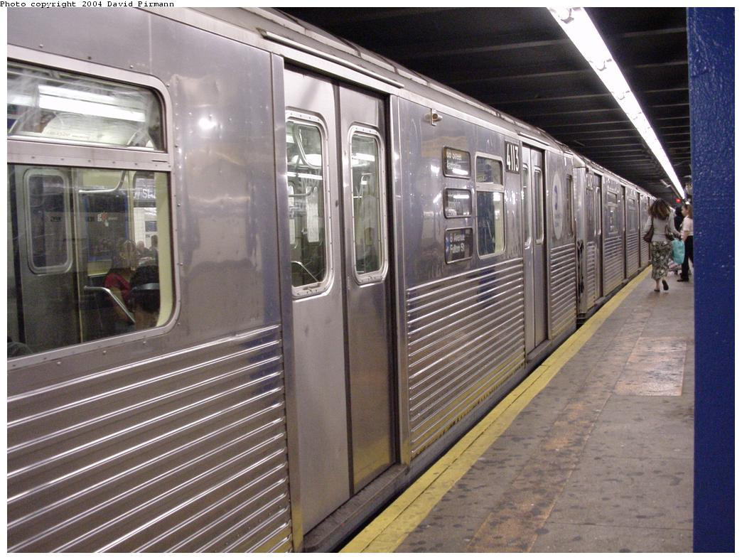 (138k, 1044x788)<br><b>Country:</b> United States<br><b>City:</b> New York<br><b>System:</b> New York City Transit<br><b>Line:</b> IND 8th Avenue Line<br><b>Location:</b> Jay St./Metrotech (Borough Hall) <br><b>Route:</b> C<br><b>Car:</b> R-38 (St. Louis, 1966-1967)  4113 <br><b>Photo by:</b> David Pirmann<br><b>Date:</b> 6/18/2000<br><b>Viewed (this week/total):</b> 1 / 5695