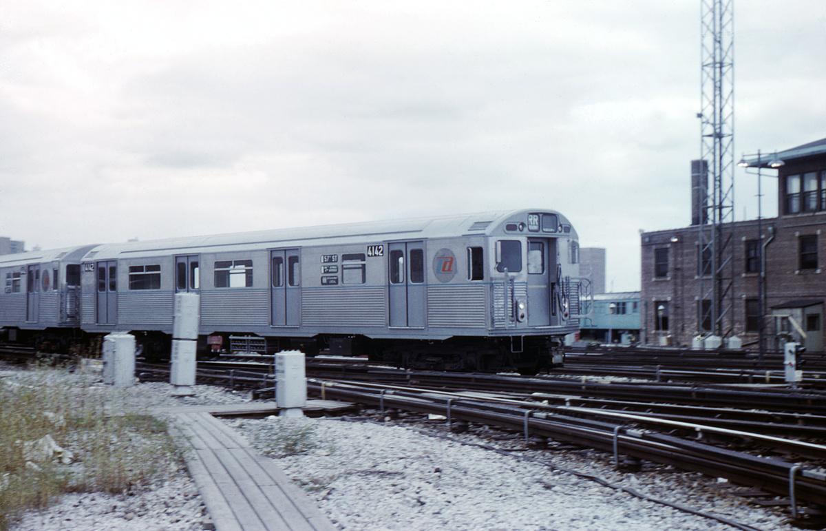 (382k, 1044x709)<br><b>Country:</b> United States<br><b>City:</b> New York<br><b>System:</b> New York City Transit<br><b>Location:</b> Coney Island Yard<br><b>Car:</b> R-38 (St. Louis, 1966-1967)  4142 <br><b>Photo by:</b> Steve Hoskins<br><b>Collection of:</b> David Pirmann<br><b>Viewed (this week/total):</b> 1 / 3826