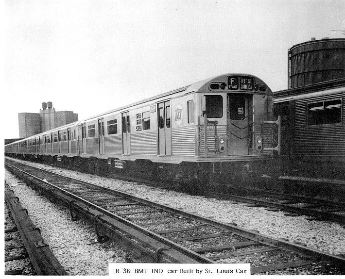(95k, 710x575)<br><b>Country:</b> United States<br><b>City:</b> New York<br><b>System:</b> New York City Transit<br><b>Location:</b> Coney Island Yard<br><b>Car:</b> R-38 (St. Louis, 1966-1967)   <br><b>Collection of:</b> Sanford Gardner<br><b>Viewed (this week/total):</b> 0 / 3647
