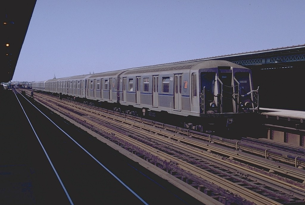 (181k, 1024x688)<br><b>Country:</b> United States<br><b>City:</b> New York<br><b>System:</b> New York City Transit<br><b>Line:</b> BMT Culver Line<br><b>Location:</b> Avenue I <br><b>Route:</b> F<br><b>Car:</b> R-40 (St. Louis, 1968)  4161 <br><b>Photo by:</b> Joe Testagrose<br><b>Date:</b> 6/28/1970<br><b>Viewed (this week/total):</b> 8 / 4358