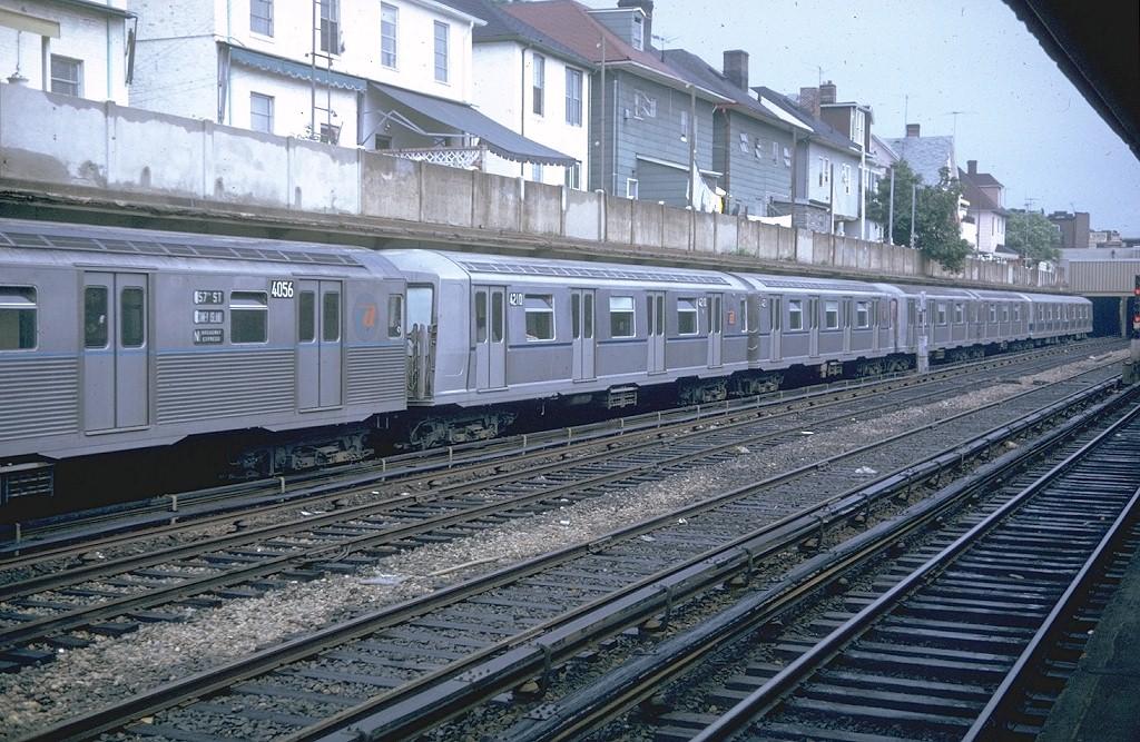 (251k, 1024x667)<br><b>Country:</b> United States<br><b>City:</b> New York<br><b>System:</b> New York City Transit<br><b>Line:</b> BMT Sea Beach Line<br><b>Location:</b> Avenue U <br><b>Route:</b> N<br><b>Car:</b> R-40 (St. Louis, 1968)  4210 <br><b>Photo by:</b> Doug Grotjahn<br><b>Collection of:</b> Joe Testagrose<br><b>Date:</b> 6/14/1969<br><b>Viewed (this week/total):</b> 0 / 4445