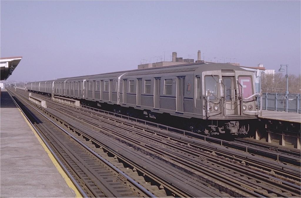 (191k, 1024x672)<br><b>Country:</b> United States<br><b>City:</b> New York<br><b>System:</b> New York City Transit<br><b>Line:</b> BMT Culver Line<br><b>Location:</b> Avenue P <br><b>Route:</b> F<br><b>Car:</b> R-40 (St. Louis, 1968)  4419 (ex-4519)<br><b>Photo by:</b> Joe Testagrose<br><b>Date:</b> 1/31/1970<br><b>Viewed (this week/total):</b> 0 / 3267