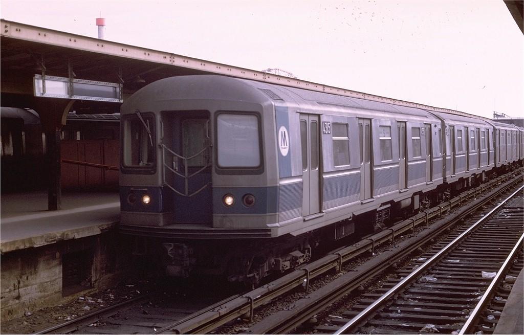 (173k, 1024x655)<br><b>Country:</b> United States<br><b>City:</b> New York<br><b>System:</b> New York City Transit<br><b>Location:</b> Coney Island/Stillwell Avenue<br><b>Route:</b> F<br><b>Car:</b> R-40M (St. Louis, 1969)  4315 (ex-4415)<br><b>Photo by:</b> Joe Testagrose<br><b>Date:</b> 2/21/1970<br><b>Viewed (this week/total):</b> 0 / 3282