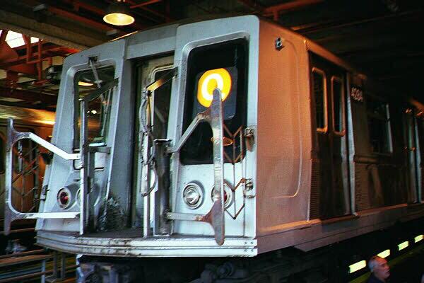 (97k, 600x400)<br><b>Country:</b> United States<br><b>City:</b> New York<br><b>System:</b> New York City Transit<br><b>Location:</b> Coney Island Shop/Maint. & Inspection Shop<br><b>Car:</b> R-40 (St. Louis, 1968)  4294 <br><b>Photo by:</b> Sidney Keyles<br><b>Date:</b> 5/22/1999<br><b>Viewed (this week/total):</b> 2 / 4322