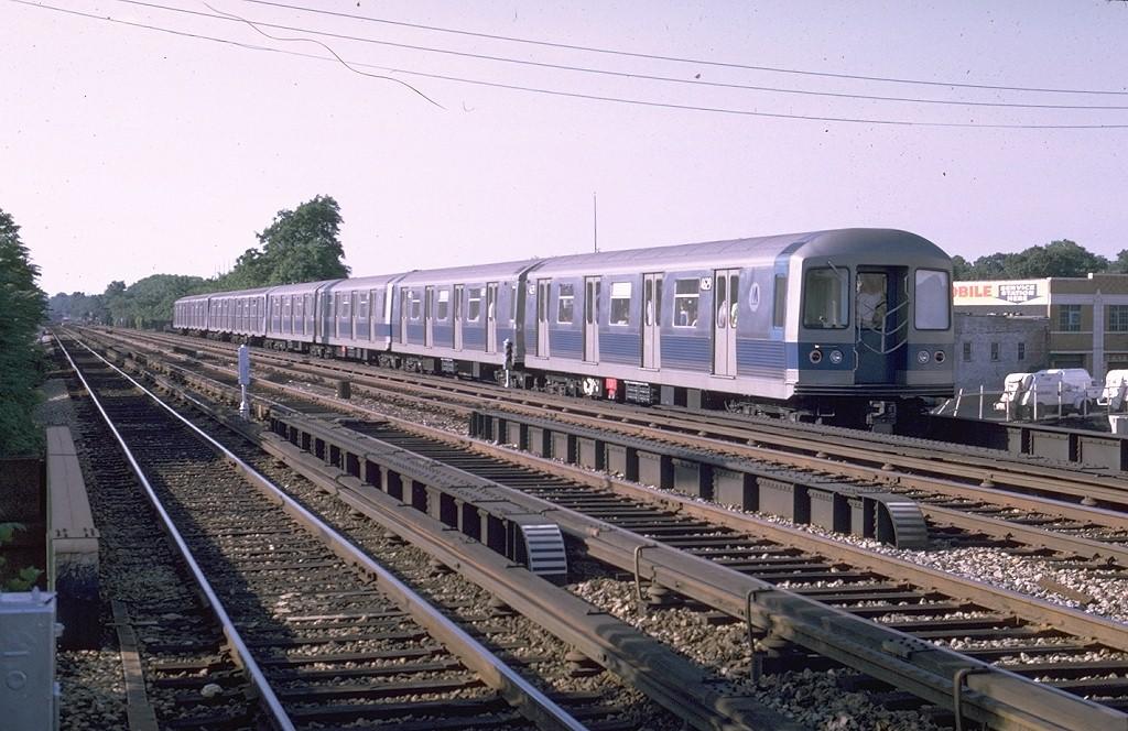 (215k, 1024x664)<br><b>Country:</b> United States<br><b>City:</b> New York<br><b>System:</b> New York City Transit<br><b>Line:</b> BMT Brighton Line<br><b>Location:</b> Avenue M <br><b>Car:</b> R-42 (St. Louis, 1969-1970)  4629 <br><b>Photo by:</b> Joe Testagrose<br><b>Date:</b> 6/29/1969<br><b>Viewed (this week/total):</b> 1 / 3974