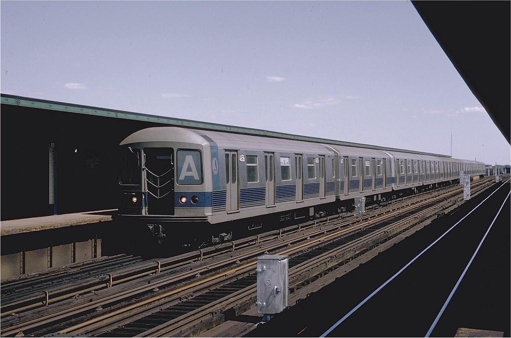 (184k, 1024x678)<br><b>Country:</b> United States<br><b>City:</b> New York<br><b>System:</b> New York City Transit<br><b>Line:</b> IND Fulton Street Line<br><b>Location:</b> 88th Street/Boyd Avenue <br><b>Route:</b> A<br><b>Car:</b> R-42 (St. Louis, 1969-1970)  4656 <br><b>Photo by:</b> Joe Testagrose<br><b>Date:</b> 9/12/1970<br><b>Viewed (this week/total):</b> 1 / 3687