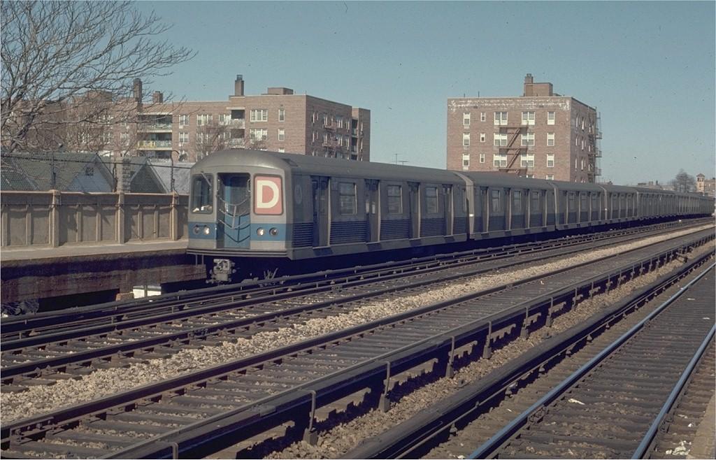 (218k, 1024x658)<br><b>Country:</b> United States<br><b>City:</b> New York<br><b>System:</b> New York City Transit<br><b>Line:</b> BMT Brighton Line<br><b>Location:</b> Neck Road <br><b>Route:</b> D<br><b>Car:</b> R-42 (St. Louis, 1969-1970)  4713 <br><b>Photo by:</b> Joe Testagrose<br><b>Date:</b> 2/23/1970<br><b>Viewed (this week/total):</b> 0 / 3906