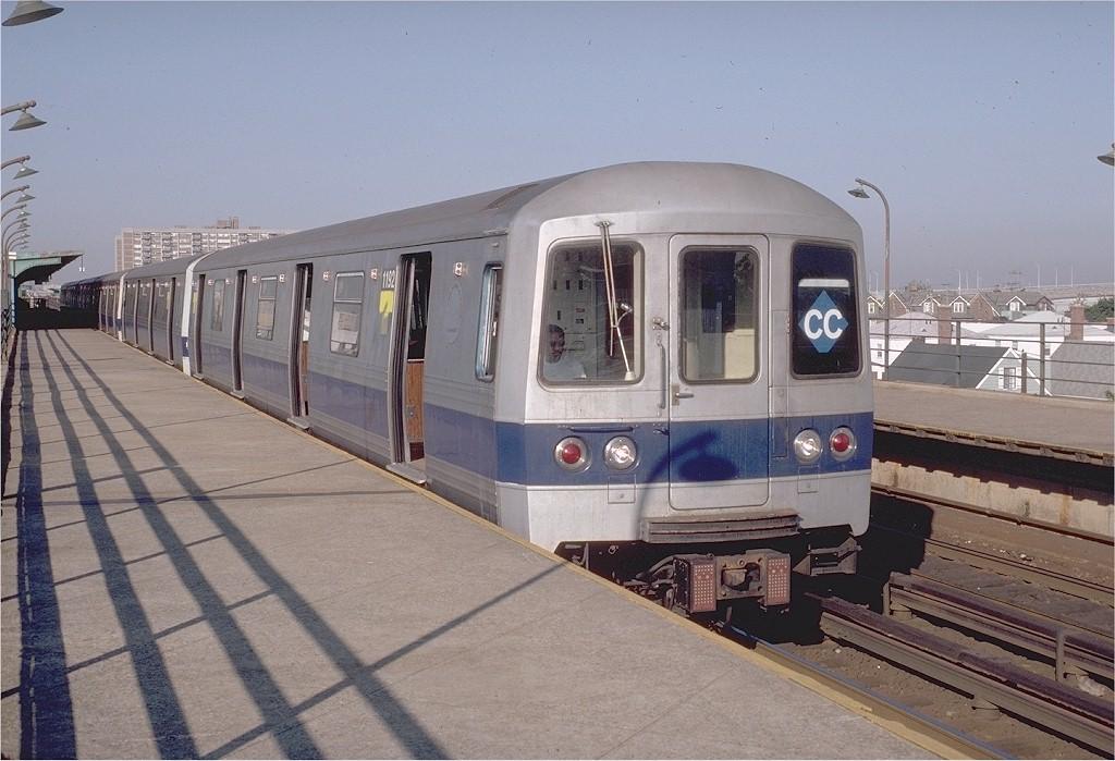(190k, 1024x699)<br><b>Country:</b> United States<br><b>City:</b> New York<br><b>System:</b> New York City Transit<br><b>Line:</b> IND Rockaway<br><b>Location:</b> Beach 90th Street/Holland <br><b>Route:</b> CC<br><b>Car:</b> R-46 (Pullman-Standard, 1974-75) 1192 <br><b>Photo by:</b> Doug Grotjahn<br><b>Collection of:</b> Joe Testagrose<br><b>Date:</b> 9/4/1980<br><b>Viewed (this week/total):</b> 0 / 6191