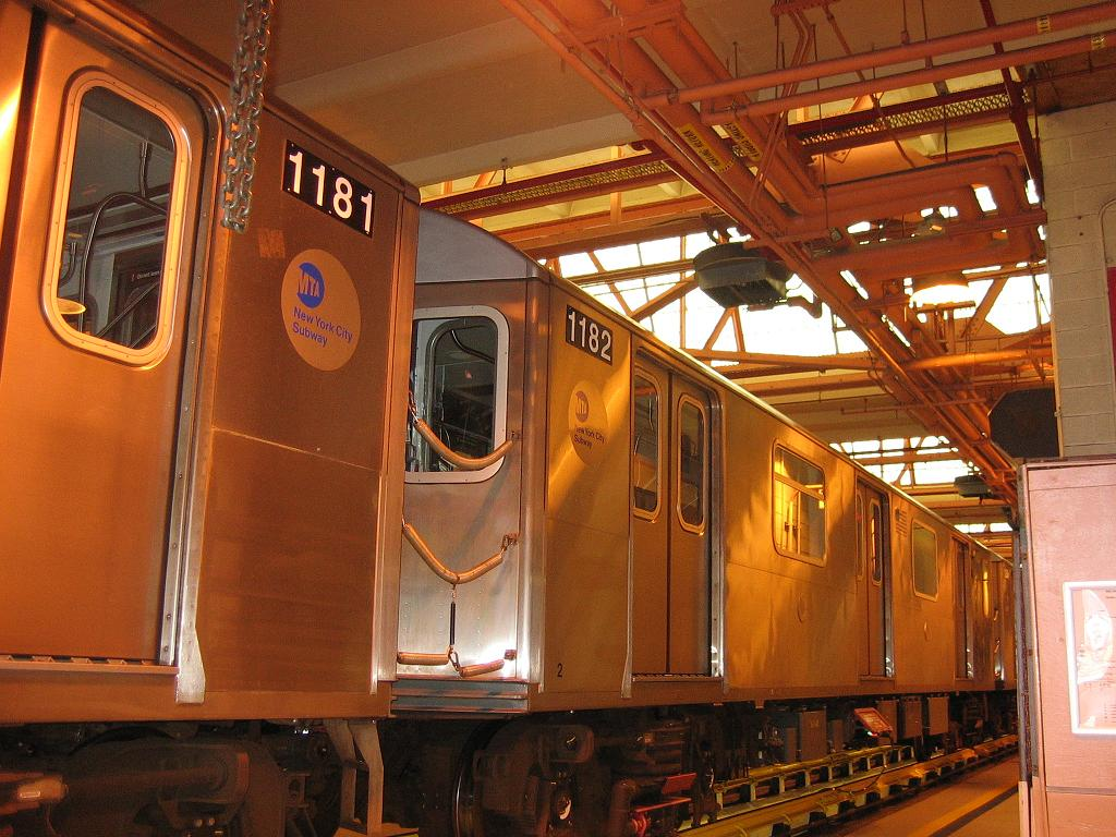 (144k, 1024x768)<br><b>Country:</b> United States<br><b>City:</b> New York<br><b>System:</b> New York City Transit<br><b>Location:</b> Coney Island Shop/Overhaul & Repair Shop<br><b>Car:</b> R-142 (Option Order, Bombardier, 2002-2003)  1182 <br><b>Photo by:</b> Michael Hodurski<br><b>Date:</b> 6/10/2006<br><b>Viewed (this week/total):</b> 1 / 3695